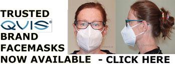 QVIS FFP2 KN95 Facemask