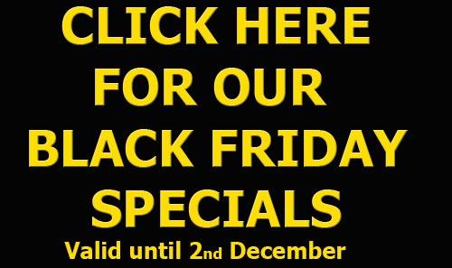Black Friday HIKVision CCTV Kits