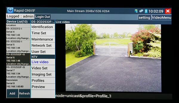 TESTER7-IP-3HD HIKVision IP Camera Sample Image