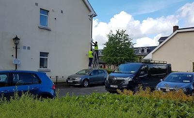 Apartment Complex CCTV Installers