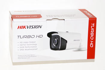 HIKVision DS-2CE16D1T-IT5 Full HD TVI Turbo Bullet camera with amazing 80 metre IR NightVision Box