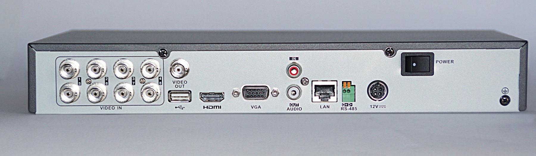 Ds 7208hghi Sh Hikvision Full Hd 8 Channel Cctv Recorder 4tb